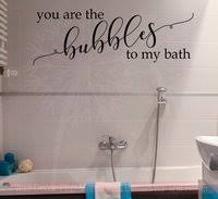 bath u0026 laundry wall decals quotes