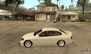 lexus coupe 2003 lexus gs300 2003 for gta san andreas