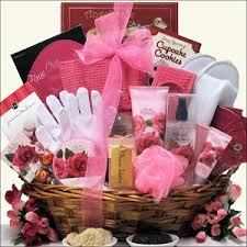relaxation gift basket blissful s day spa gift basket at gift baskets etc a