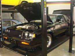 2015 Buick Grand National And Gnx 1987 Buick Grand National Gnx