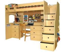 Bed Desk Combo Loft Desk Combo Ikea Bunk Beds Stupendous Stora Diy With Plans