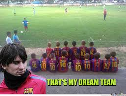 Messi Meme - messi approves by clairvoyant meme center