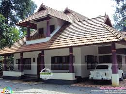 fantastic nalukettu style kerala house with nadumuttam