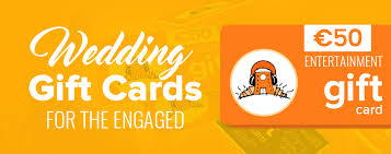 gift card ideas for the engaged