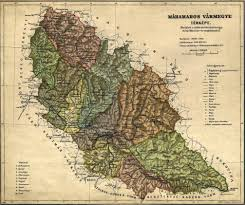 Czechoslovakia Map Shtetlinks Page Verkhniy Bystryy
