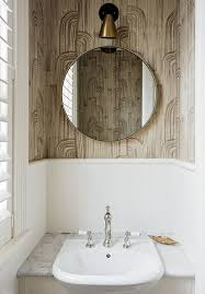 bathroom round mirror impressive gorgeous round mirror bathroom falls trend mirrors of