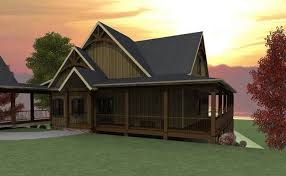 House Plan With Wrap Around Porch 3 Bedroom Open Floor Plan With Wraparound Porch And Basement