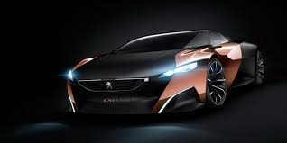 peugeot sports car peugeot onyx test fr concept car peugeot design lab