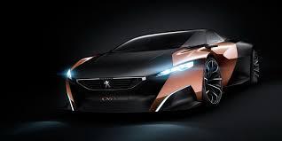 peugeot cars models peugeot onyx test fr concept car peugeot design lab