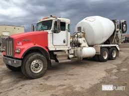 kenworth concrete truck 1995 kenworth w900 t a mixer truck in rapid city south dakota