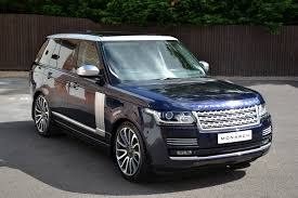 range rover cars 2013 2013 63 land rover range rover 4 4 autobiography cars monarch
