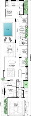 house floor plan design contemporary home designs modern narrow block house designs floor