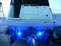 installing led lights on boat lake michigan and beyond boating adventures let there be lights