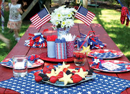 fourth of july decorations cheap easy fourth of july crafts and table decorations