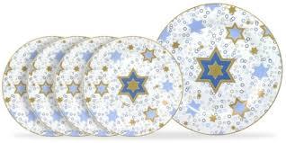 hanukkah tableware discontinued mikasa hanukkah dinnerware