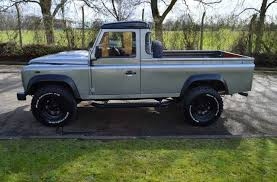 range rover defender pickup defender 110 pickup 019 les pauls motors jaguar land rover