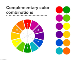 complementary color colors exles