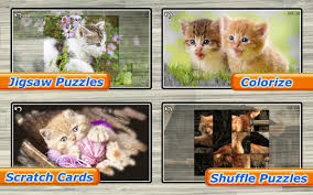 cats u0026 kitten kids puzzle game android apps on google play