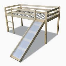 Furniture Replacement Bunk Bed Ladder Wooden Bunk Bed Ladder - Replacement ladder for bunk bed