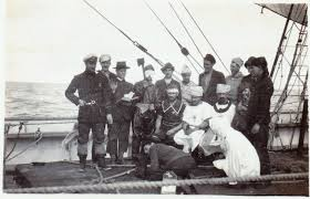 2 last days of sail 1911 1919 lost at sea