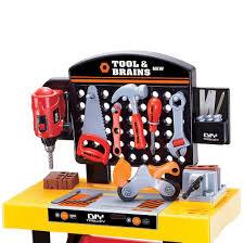kids children diy workbench tools pretend role play toy online
