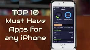 A S Top 10 Must by Top 10 Must Iphone Apps