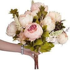 Artificial Flower Bouquets Artificial Flower Bouquets Amazon Co Uk