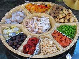 Buffet Salad Bar by Salad Bar Ideas For The Buffet At A Wedding Reception Slideshow