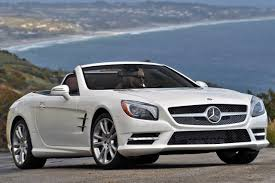 mercedes car image used 2015 mercedes sl class convertible pricing for sale