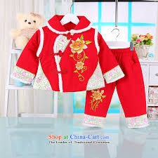 new year baby clothes the moon festival celebration for the infant baby clothes