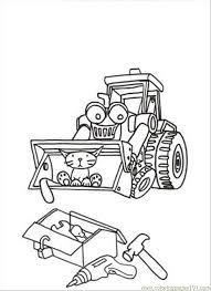 coloring pages scoop cartoons u003e bob builder free printable