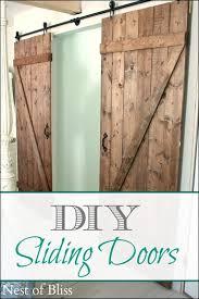 Interior Barn Doors Diy Catch As Catch Can 157 Galvanized Pipe Barn Door Hardware And