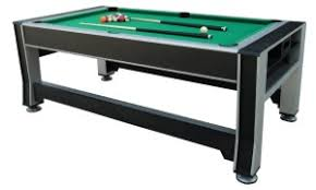 Sportscraft Pool Table Multi Game Table Reviews Triumph Sports 7ft 3 In 1 Swivel Table
