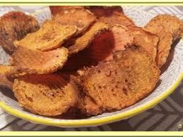 cuisiner la patate douce chips de patate douce facile et pas cher recette sur cuisine actuelle