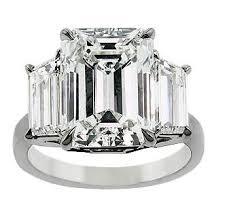 Kim Kardashian Wedding Ring by Kim Kardashian Engagement Ring Celebrity Inspired High End