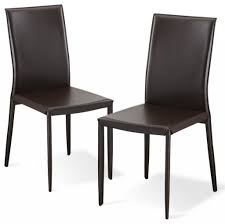 Modern Leather Dining Chairs Dining Room Chair Leather Dining Chairs Old World All Leather