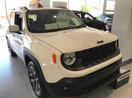 white jeep renegade in review the jeep renegade night eagle ii