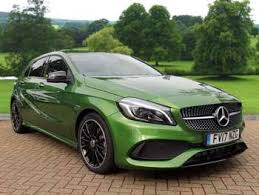 mercedes a class diesel used mercedes a class green for sale motors co uk