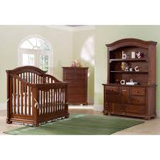 Baby Convertible Crib Sets by Sorelle Tuscany 4 In 1 Convertible Fixed Side Crib And Changing