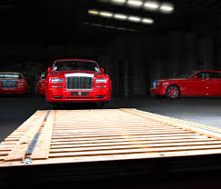 rolls royce ghost red interior shipment of thirty bespoke rolls royce phantoms to u0027the 13 u0027 hotel