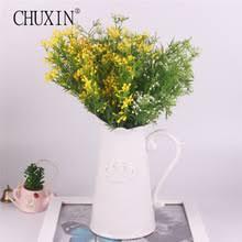Artificial Flower Decoration For Home Popular Silk Flower Embellishments Buy Cheap Silk Flower