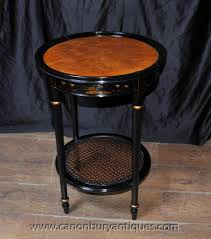 Chinoiserie Secretary Desk by French Black Lacquer Side Cocktail Table Chinoiserie Youtube
