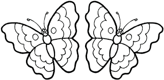 detailed butterfly coloring pages for adults new printable adult coloring pages flowers coloring page for kids