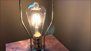 Edison Light Bulbs Led Vintage Filament Style Edison Light Bulbs 4w St64 Warm Colour