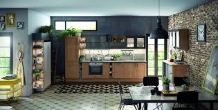 cuisine sur un pan de mur cuisine en longueur aménagement 12 modèles en photos côté maison