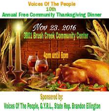 order thanksgiving dinner events