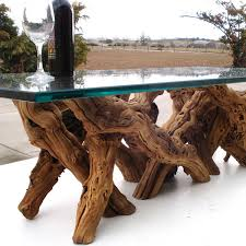 Coastal Dining Room Sets Dining Tables Beachy Dining Rooms Driftwood Tables Handmade