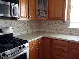 vinyl kitchen backsplash washable wallpaper for kitchen backsplash large size of peel and