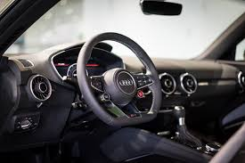 toyota limo interior lime green audi tt rs looks much better than expected