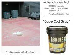 How To Regrout Patio Slabs How To Repair A Cracked Cement Driveway For The Home Pinterest